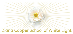 The Diana Cooper School of White Light Logo