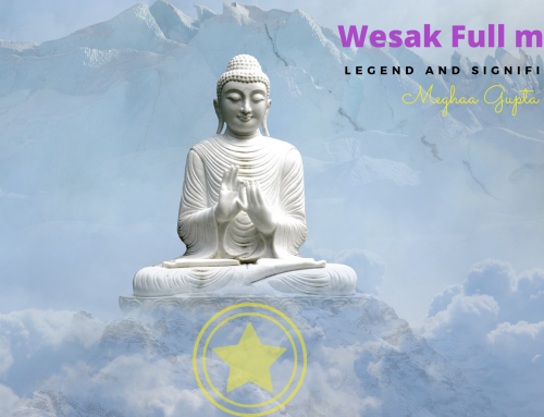 Wesak Full moon Legend and Significance